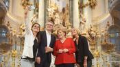 """Interview: Angela Merkel zu KI: """"Der Mensch muss die Oberhand behalten"""""""