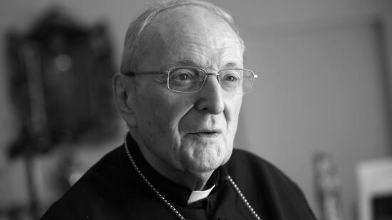 Kardinal Joachim Meisner ist tot