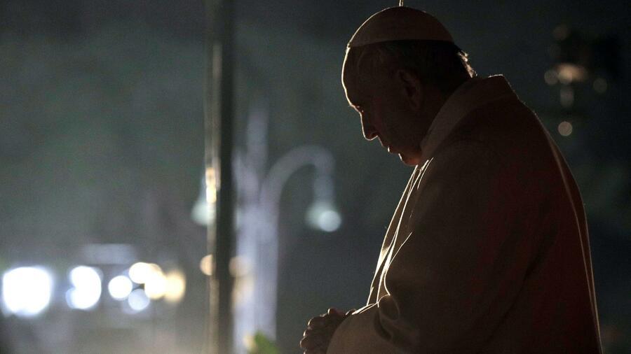 Papst: Wir überlassen unserer Jugend eine zerbrochene Welt