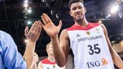 Basketball: Nationalspieler Jallow zieht sich Innenbandriss zu