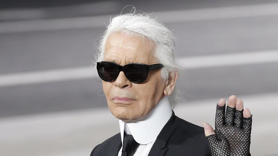 Lagerfeld-Kreationen treiben Umsatz von Chanel