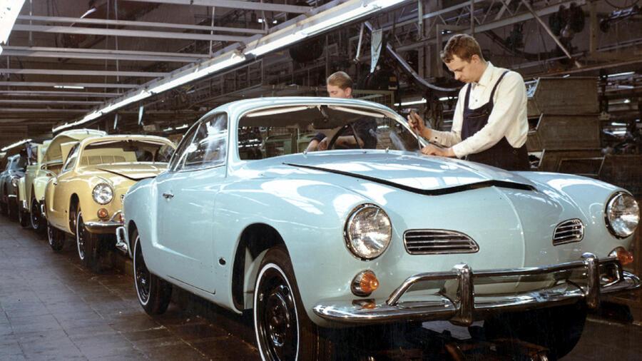 Die Ghia-Fahrzeuge waren jahrzehntelang das Aushängeschild des Osnabrücker Konzerns. Quelle: dpa