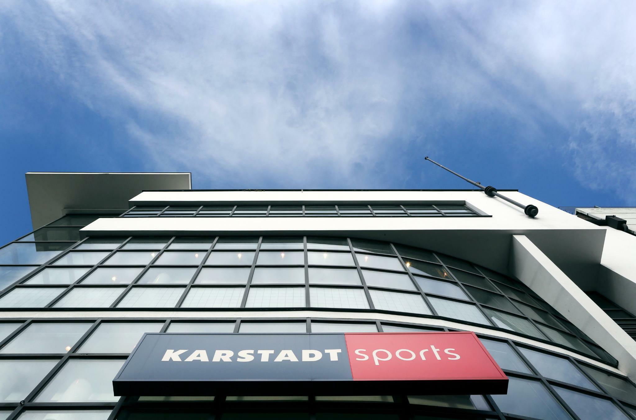 Galeria Karstadt Kaufhof baut Sportgeschäft aus