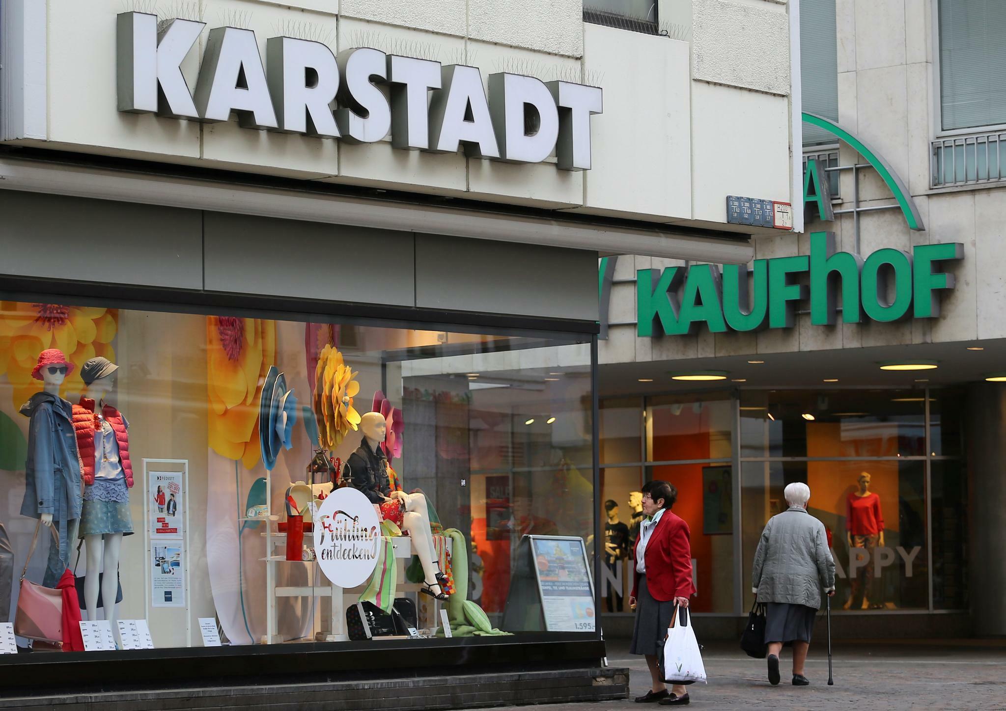 55bb3d163fa964 Kaufhaus Fusion Hunderte Millionen in Sanierungen und Abfindungen