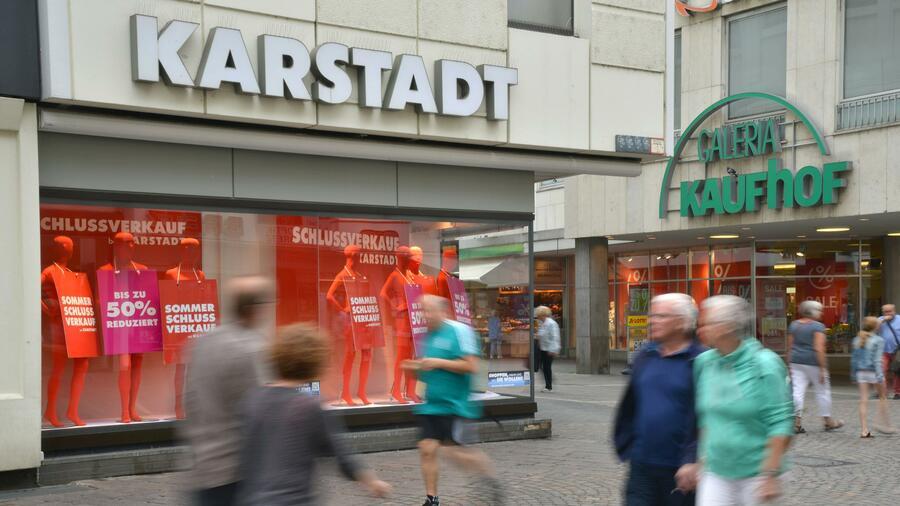 Kaufhof Karstadt Fusion: Verdi pocht auf Konzept