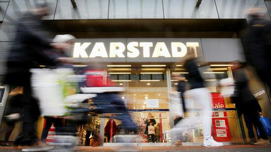 Karstadt plant Comeback: Warenhauskette will Verluste hinter sich lassen