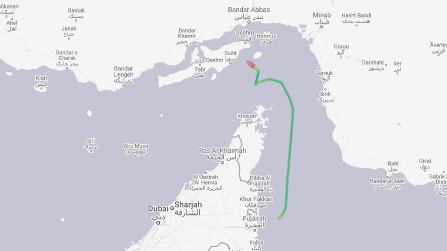 Meerenge Von Gibraltar Karte.Iran Festgesetzter Tanker Als Reaktion Auf Britische Aktion