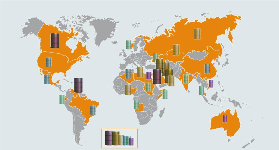 07257efbb973db Infografik: Die Ölreserven der Welt