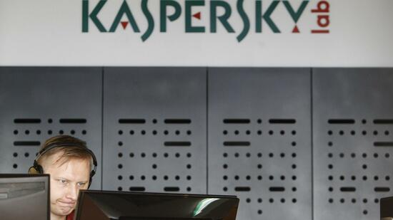Kaspersky Labs in Moskau