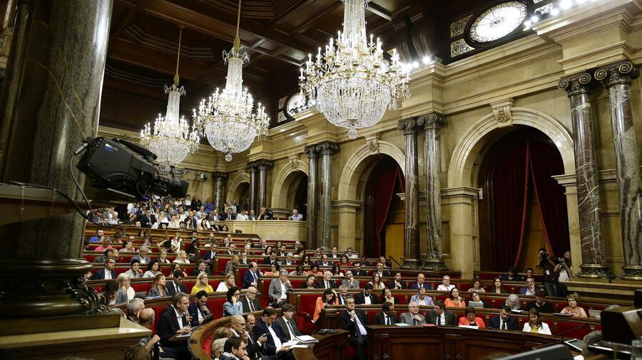 Katalonien konflikt madrid erh ht den druck - Ka international madrid ...