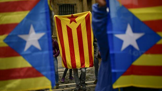 Katalonien: Unabhängigkeitserklärung ist nichtig
