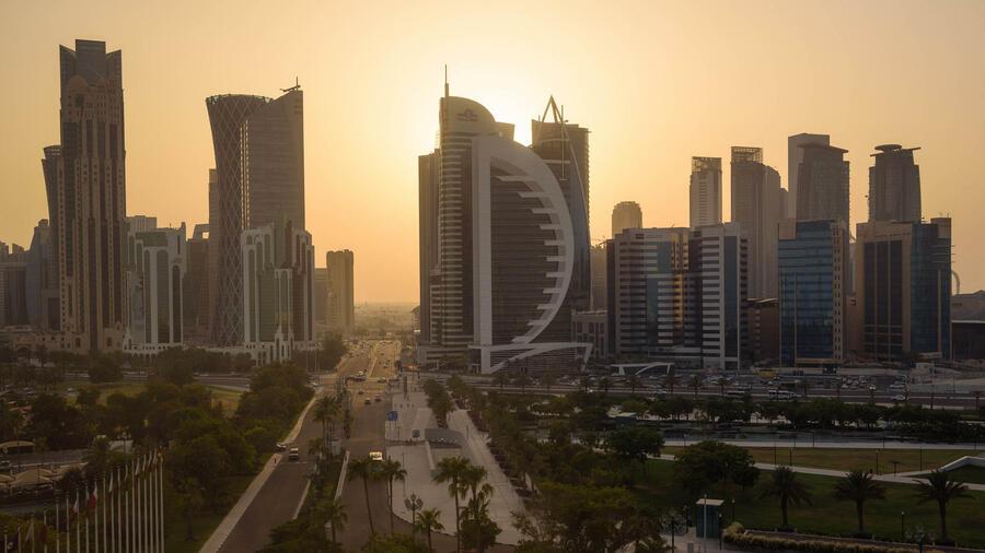 Emirat Am Persischen Golf Katar Trotzt Der Wirtschaftsblockade