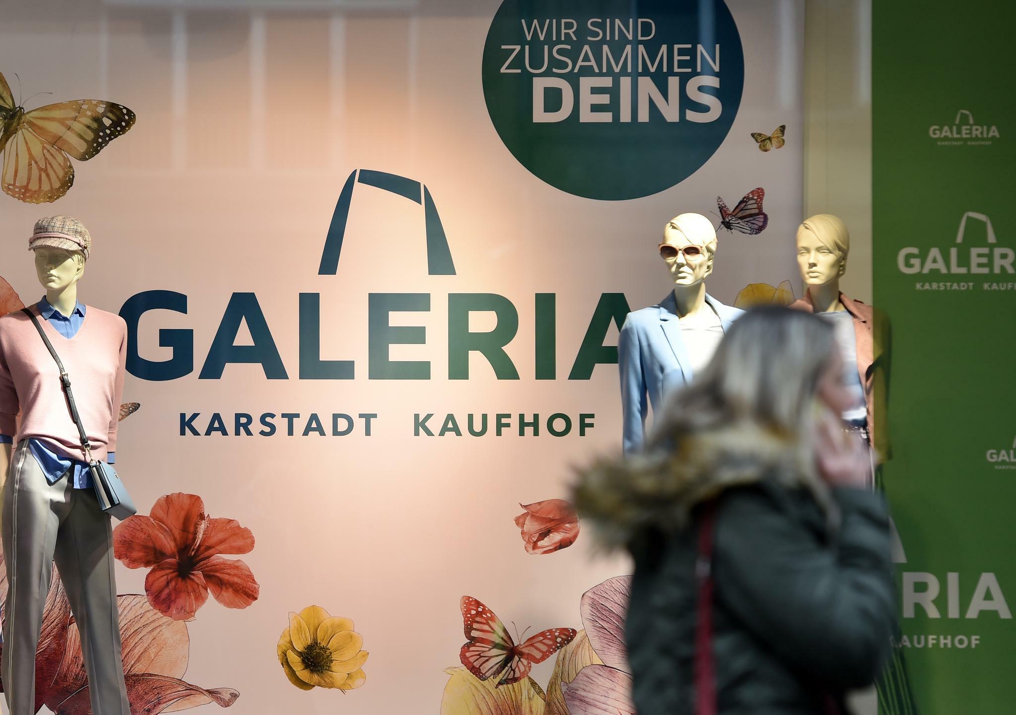 Verdi droht im Weihnachtsgeschäft mit Streiks bei Kaufhof