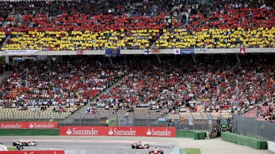 Kein Deutschland-Rennen für Rosberg 2017