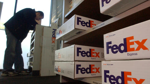 FedEx-Pakete. Quelle: ap