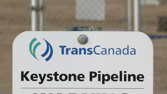USA: Leck in der Keystone-Pipeline