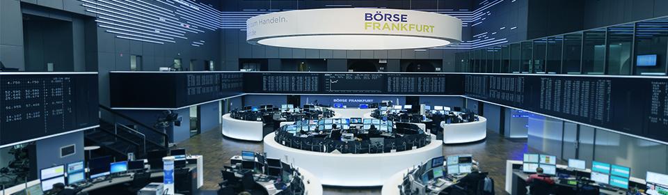 Wirtschaft Handel Finanzen Analyse Flash Deutsche Bank Senkt