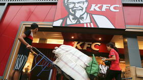 Fast Food in Myanmar: Kentucky Fried Chicken statt Curry