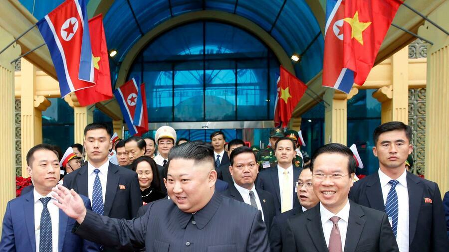 Trump verspricht Wirtschaftswunder für Nordkorea
