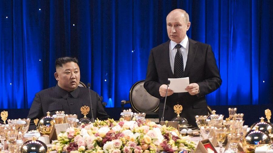 Kim und Putin schwächen die Position der USA im Atomkonflikt