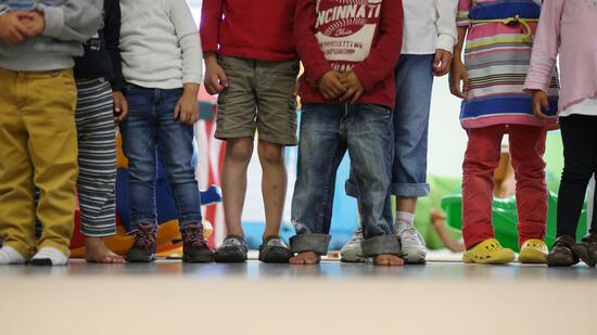 Jedes fünfte deutsche Kind dauerhaft in Armut