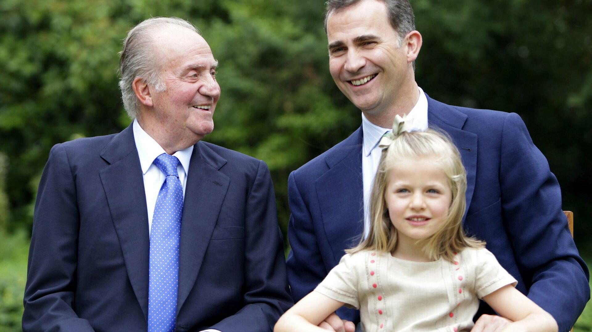 Generationswechsel auf Spaniens Thron: Neuer König mit Mammutaufgabe