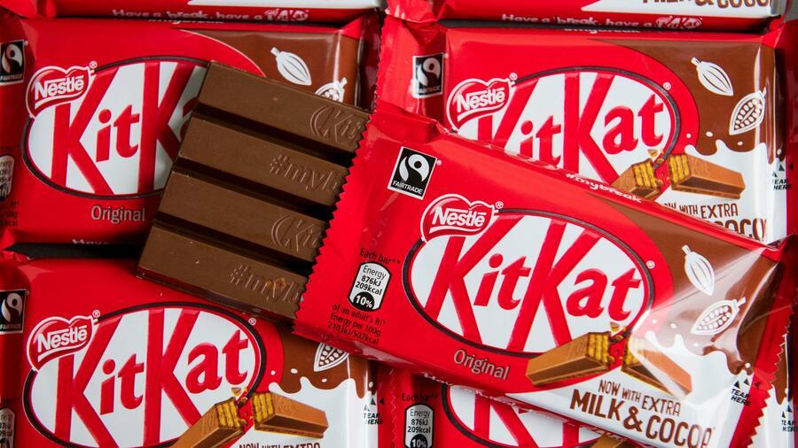Nestlé verkauft US-Süßwarengeschäft an Ferrero 2,8 Milliarden Dollar