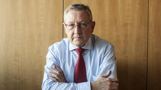 Regling fordert milliardenschweren Euro-Krisenfonds