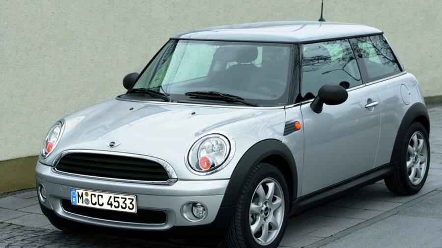 Gebrauchtwagen Check Der Mini überzeugt Als Mängelzwerg