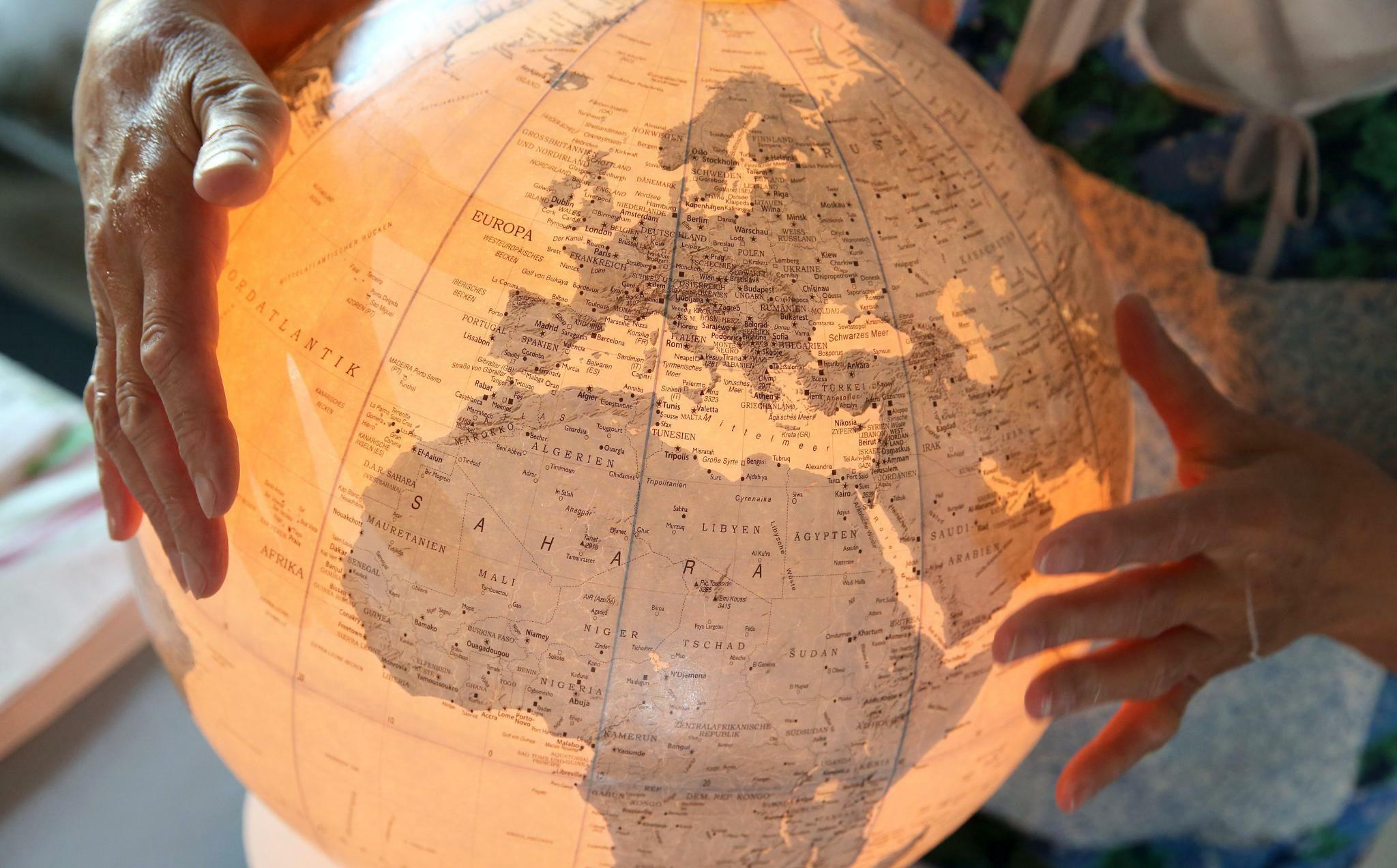 Die 11 kleinsten Länder der Welt 2019 nach Fläche