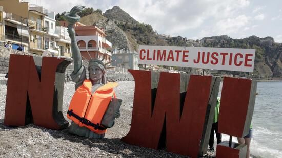 Presse: Trumps Entscheidung über Klimaschutzabkommen steht kurz bevor