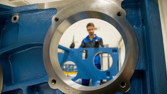 Rückgänge beim Druckmaschinenhersteller Koenig & Bauer
