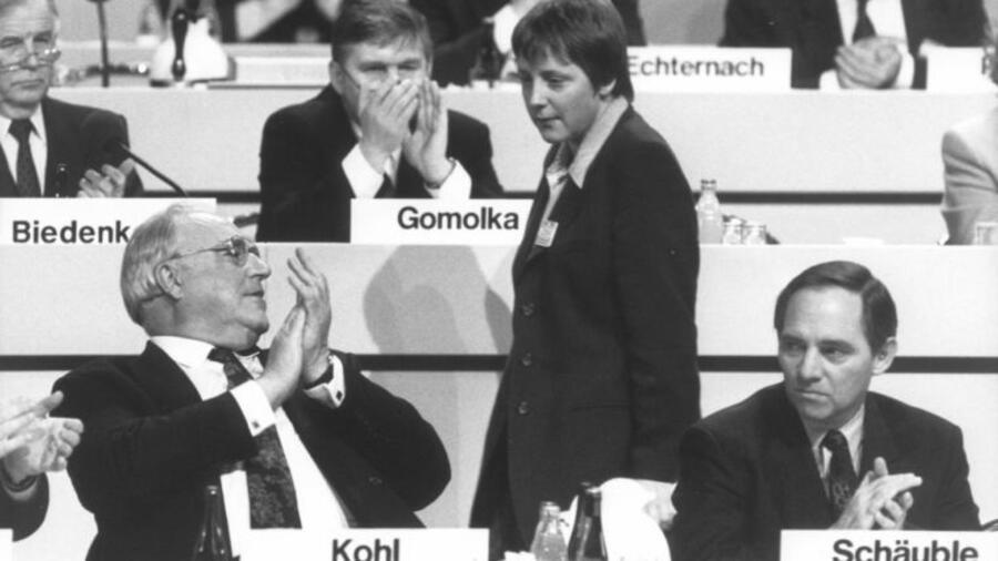 Angela Merkels Lebenslauf: von der Pfarrerstochter zur Bundeskanzlerin