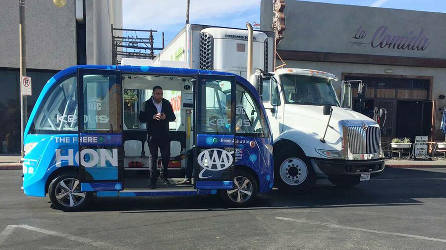 California Driverless Car Accidents