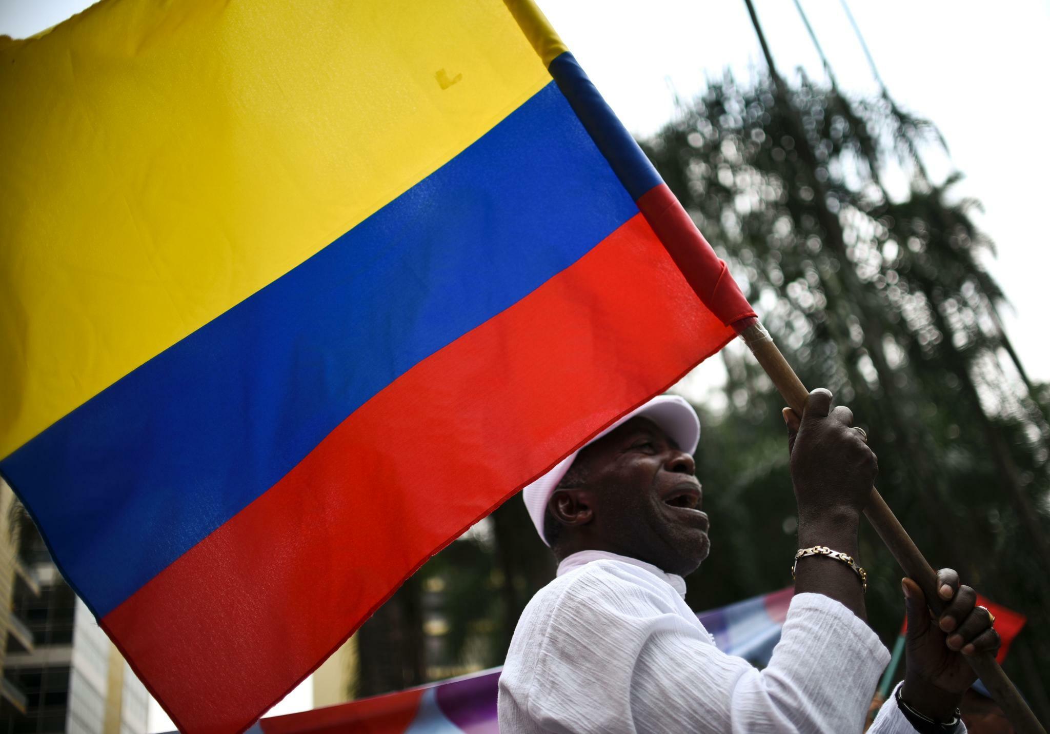 Wie Kolumbianer sich gegen den neuen Farc-Aufruf stellen
