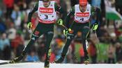 Ski nordisch: Aus für Kombinierer Rießle und Rydzek bei Langlauf-Sprint