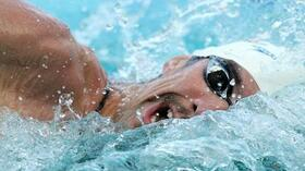 Kommt auf Touren: Michael Phelps. Foto: Bongarts/Getty Images Quelle: SID