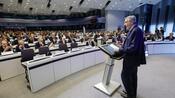 Hilfskonferenz: EU und UN rufen Geberländer zu mehr Spenden für Syrien auf