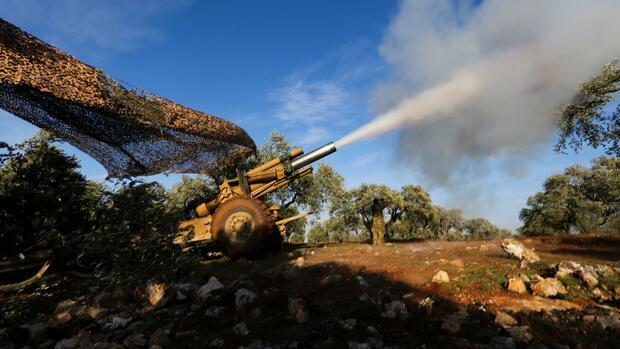 Gipfeltreffen: EU fordert Ende der Kampfhandlungen in Syrien