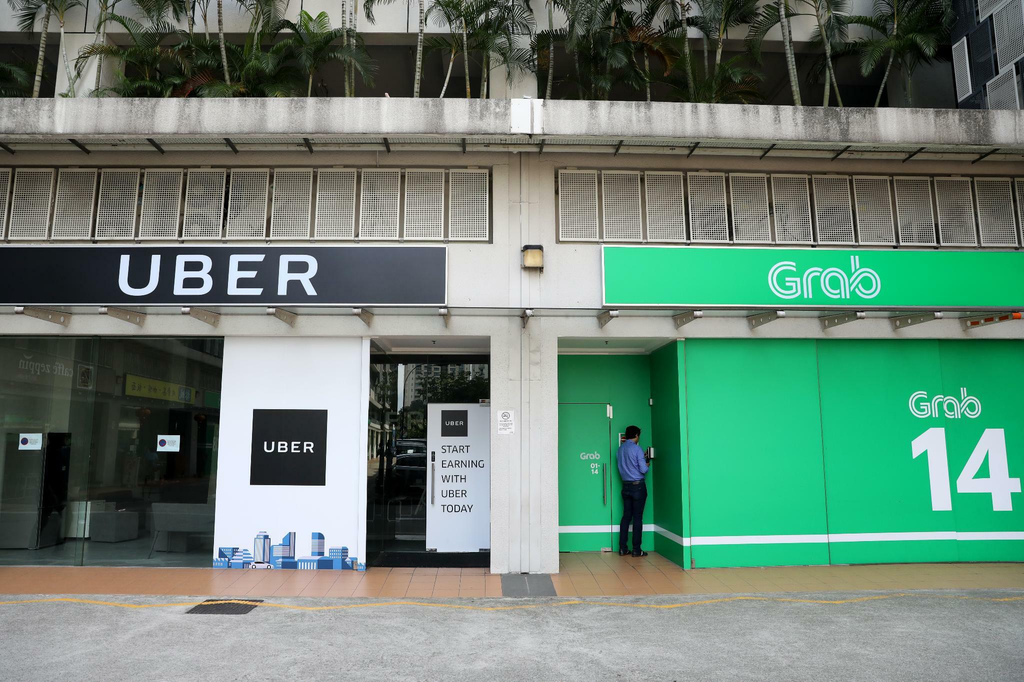 Uber-Konkurrent Grab plant Millioneninvestition in Vietnam