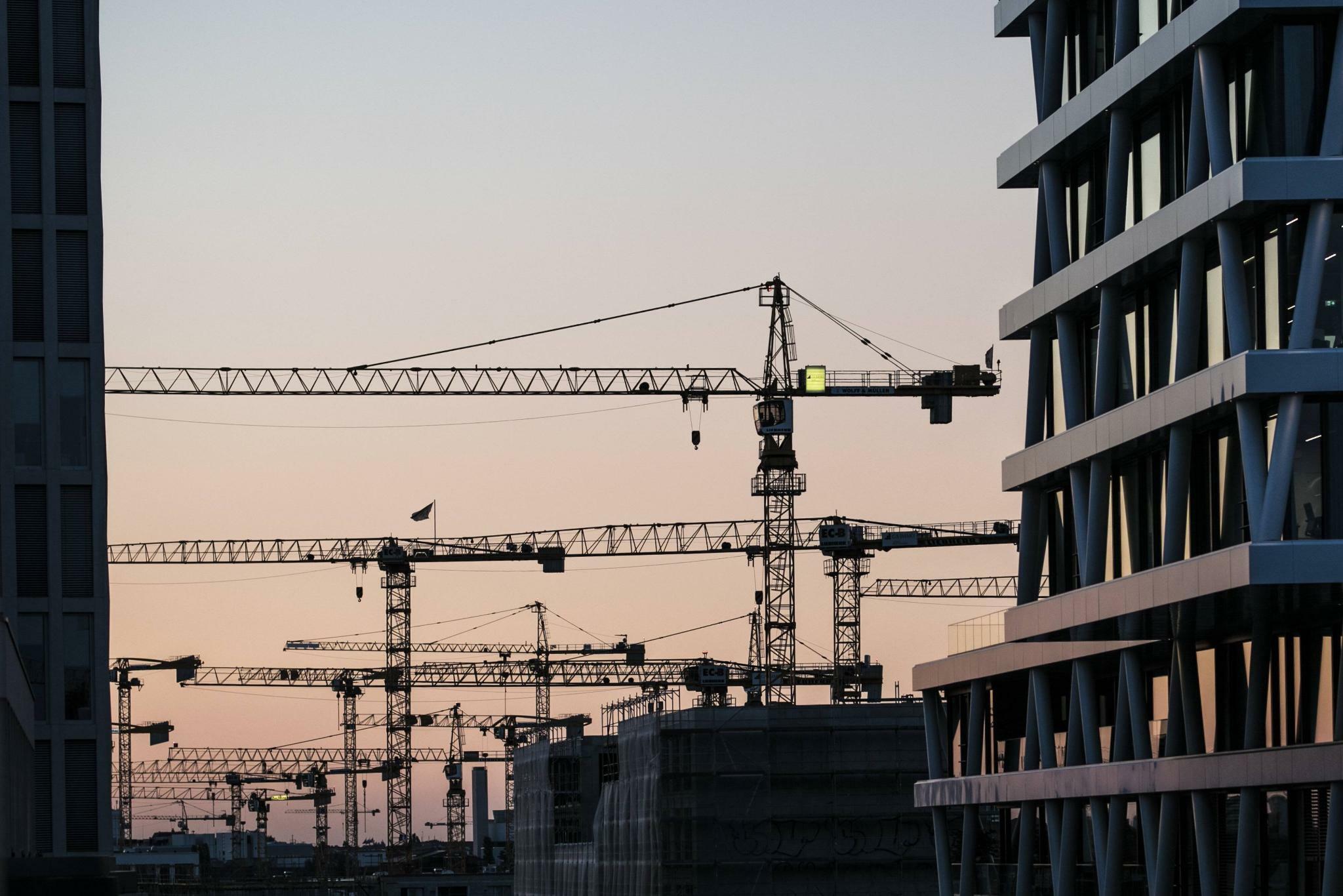 Abschwung auf dem Immobilienmarkt erwartet
