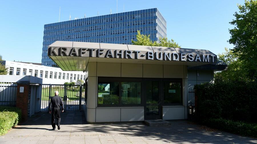 Kraftfahrt Bundesamt Verkehrsministerium Verteidigt Amtliches