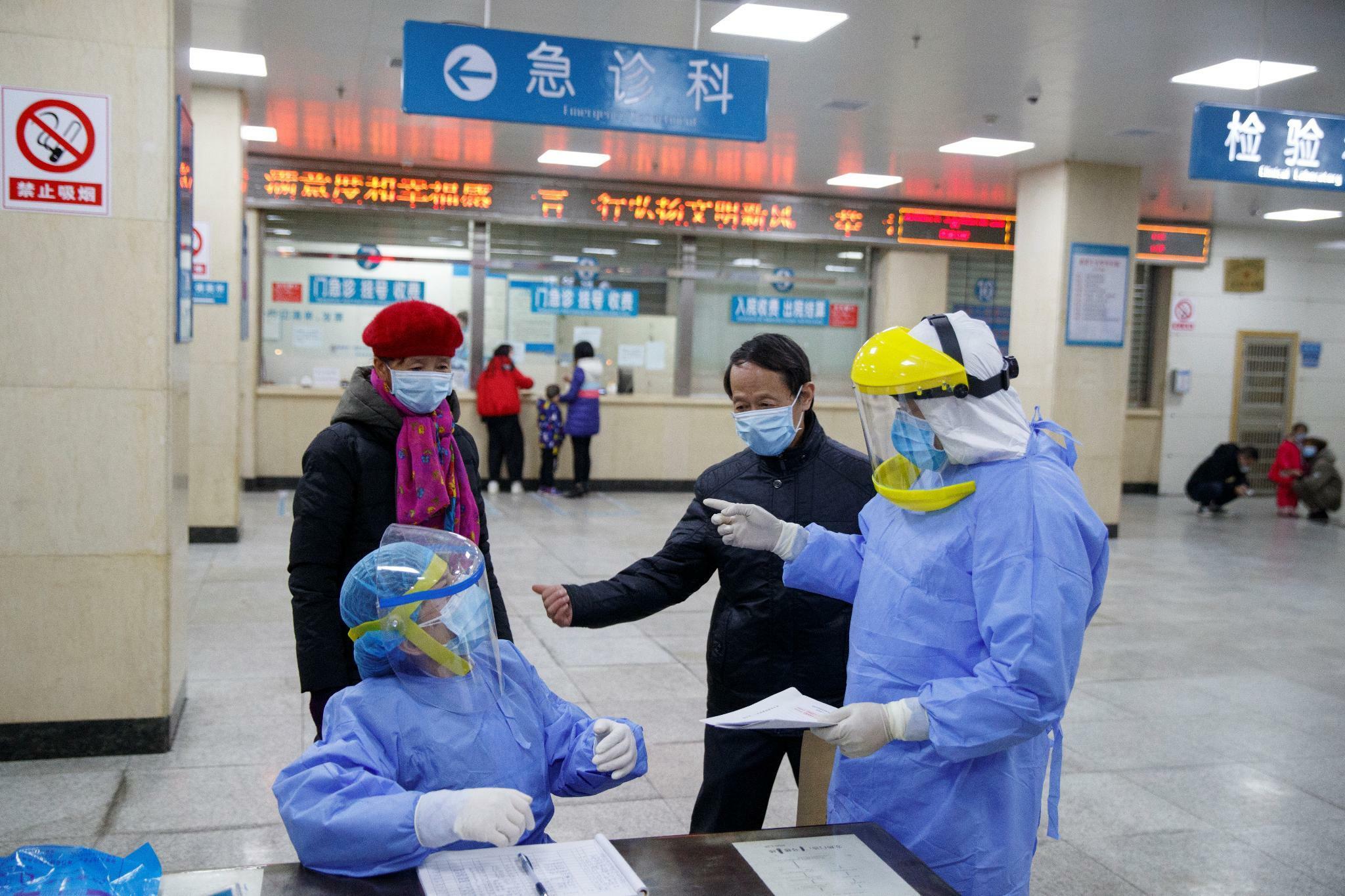 Ausbruch des Coronavirus: Die Nachrichtenlage im Überblick