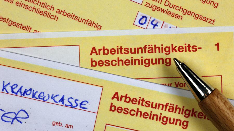 Arbeitsrecht Attest Schon Am Ersten Krankheitstag Fällig