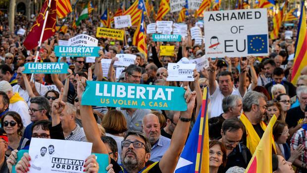Katalonien news aktuelle meldungen zur region im nordosten spaniens - Ka international madrid ...