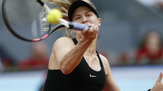 Tennis: Bouchard erneuert Kritik an Scharapowa