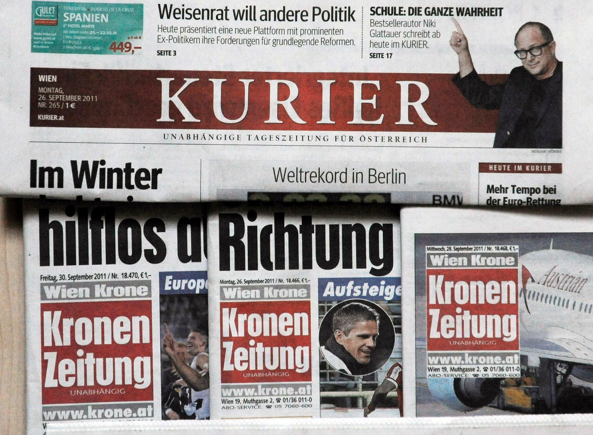 Kronen Zeitung Heute Sport