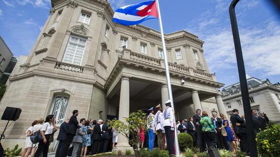 USA weisen kubanische Diplomaten aus