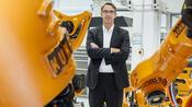 """Kuka-Chef Till Reuter: """"Die Chinesen öffnen uns einen gigantischen Markt"""""""