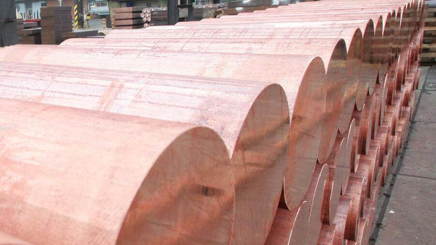 Knappes Angebot: Kupfer und Nickel werden teurer
